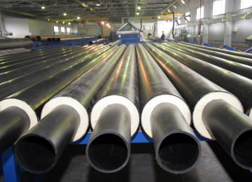 Трубы ППУ (труба стальная предизолированная)