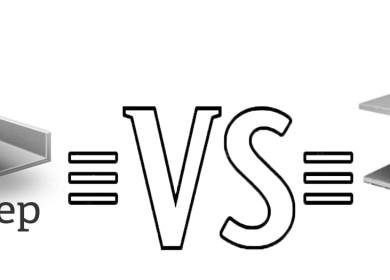 Чем отличается швеллер от двутавра