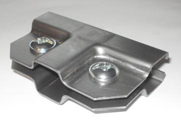 Краб: крепеж для профильной трубы без сварки