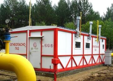 Устройство газорегуляторного пункта