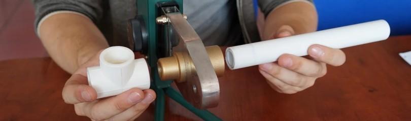 Как паять полипропиленовые трубы, инструкция