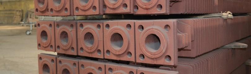 Чугунные трубы для отопления, ребристые