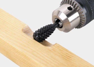 Насадки на дрель для резки, шлифовки и фрезеровки