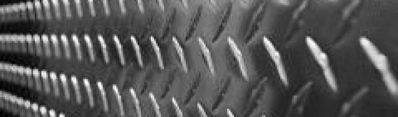 Стальной рифленый лист: виды, размеры, цены