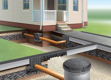 Трубы для ливневой канализации лучшие варианты