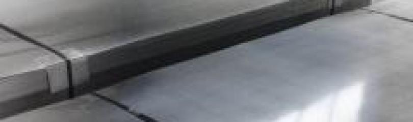 Листовая оцинкованная сталь: параметры, цена