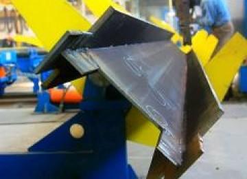 Двутавровый стальной брус: Габариты и вес