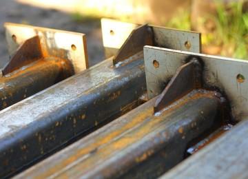 Заметка о стальных металлоконструкциях