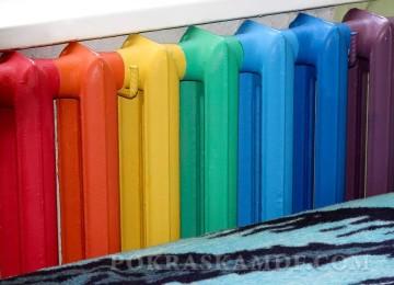 Краска для труб отопления какая подойдет