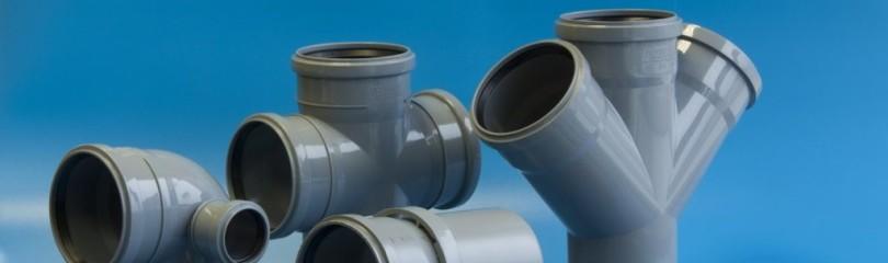 Канализационные трубы ПВХ для внутренней канализации
