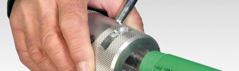 Способы зачистки полипропиленовых труб и нужные инструменты