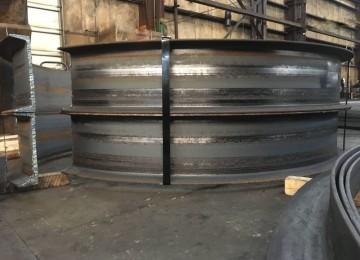Гибка стальных и алюминиевых швеллеров