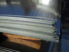 Оцинкованный листовой металлопрокат