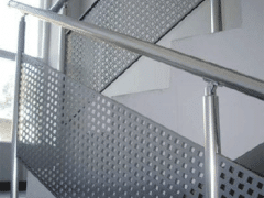 Сфера применения перфорированной листовой стали