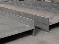 H-образный профиль из стали