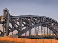 Двутавр в мостостроении
