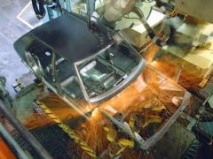 Использование арматуры в автомобилестроении