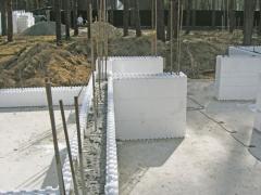 Арматурная сталь в бетонных конструкциях