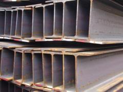 Балка двутавровая из стали