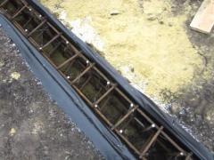 Фундамент из арматуры 16мм
