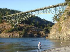 Гнутые швеллеры в мостостроении