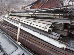 Швеллер из стали
