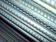Армированная сталь