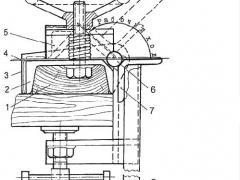 Станок для гибки листового металла чертеж 3