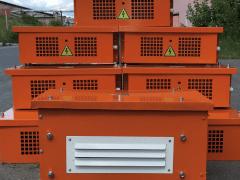 Блоки тормозных резисторов